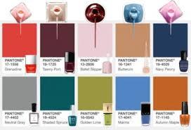 fall 2017 pantone colors trending our pantone fall 2017 nail polish color guide a girl in la