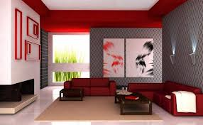 Bright Red Sofa Bright Colorful Living Room Ideas Ing Futuristic Sofa In Red