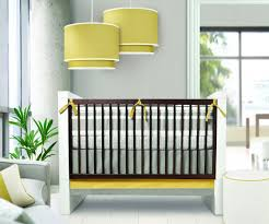 baby nursery fascinating yellow grey black and white baby nursery