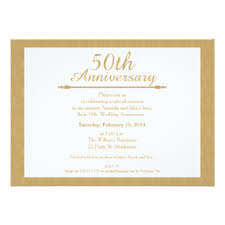 50th wedding anniversary invitations wedding corners