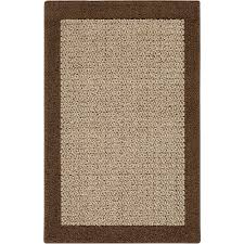 Sams Outdoor Rugs by Mainstays Faux Sisal Area Rugs Or Runner Walmart Com