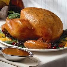 oven ready whole turkey