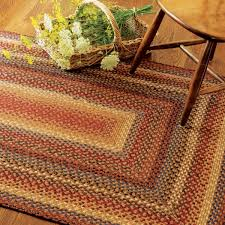 buy multi color biscotti cotton braided area rugs online in usa