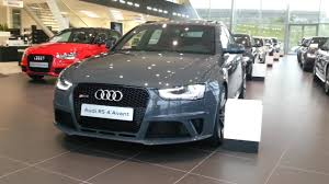 Audi Rs4 Interior Audi Rs4 2015 In Depth Review Interior Exterior Youtube