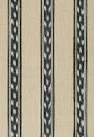 67510 mojave ikat stripe ebony by fschumacher fabric