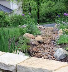 Best Dry River Bed Designs Images On Pinterest Garden Ideas - Backyard river design