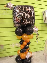 New Years Eve Balloon Decorations by New Year U0027s Eve Decor Balloons At It U0027s My Party