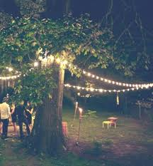 outdoor hanging lights for trees lightings and ls ideas
