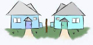 two houses bouncing between household routines coparenter