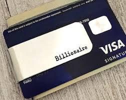 groomsmen gift wedding gift money clip credit cards holder