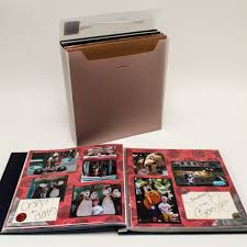 post bound photo albums 12x12 scrapbook album storage solution for post bound and