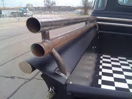 wooden truck bed my search for the perfect u201cfat fender u201d rod truck myrod com