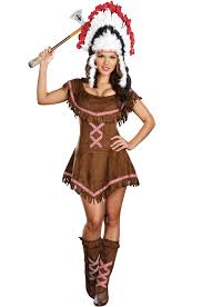Indian Costumes Halloween Tippin Teepees Indian Native American Women Costume