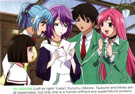 rosario vampire kurono kurumu page 3 zerochan anime image board