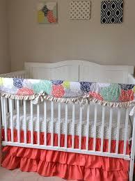 Gold Crib Bedding by Nursery Beddings Cheap Crib Bedding Plus Pink And Gold Polka Dot