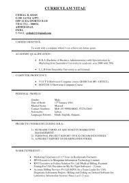 military resume examp saneme