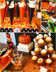Fall Party Table Decorations - halloween decorating ideas blog archive halloween table