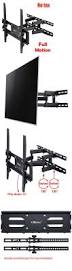 full motion tv wall mount 60 inch the 25 best tv mounting brackets ideas on pinterest tv wall