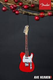 6 fender pd 1 dreadnought acoustic guitar ornament