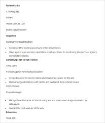 download advertising agency sample resume haadyaooverbayresort com