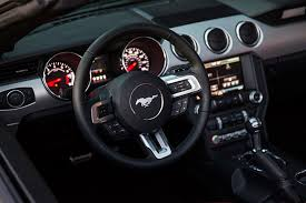 86 Mustang Gt Interior Ford Mustang In Huge Demand Waiting List Out To 2017