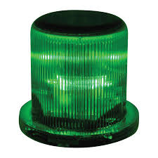 Marine Solar Lights - marine solar warning light led marine dock barge safety beacon