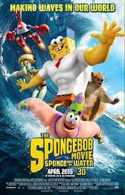 film bioskop terbaru kartun trailer terbaru the spongebob movie sponge out of water muvila