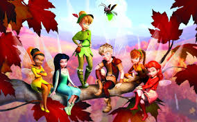 cartoon thanksgiving wallpaper tinkerbell thanksgiving wallpapers wallpaperpulse