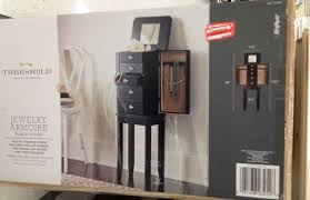 armoire clearance target weekly clearance update 70 off jewelry armoire hamilton