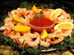 shrimp cocktail platter u2013 gourmet park catering