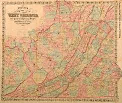 Map Virginia Lesson Images