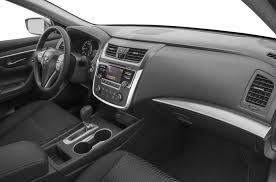 Nissan Altima Interior 2016 - new 2017 nissan altima price photos reviews safety ratings