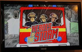fireman sam heroes storm playroom