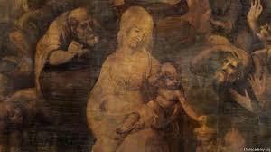 Leonardo Da Vinci Drapery Mona Lisa Video Leonardo Da Vinci Khan Academy