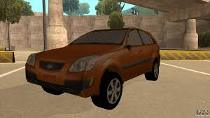 suv kia 2013 kia rio ii 5 door for gta san andreas