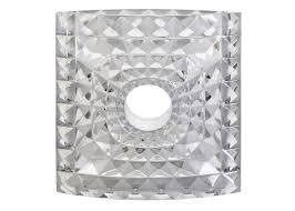 mario botta designs vase for lalique u0027s crystal architecture series