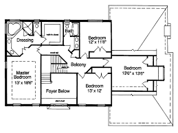 webster woods georgian home plan 065s 0015 house plans and more