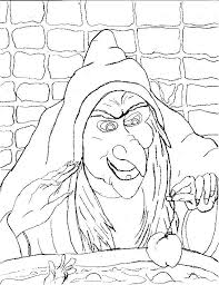 crazy frog coloring page scary monster coloring pages creepy coloring pages creepy witch