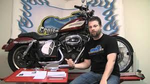 how to install cobra powrflo motorcycle air intake kit video