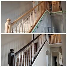 what s the best paint to use on kitchen doors tips for painting staircase spindles dengarden
