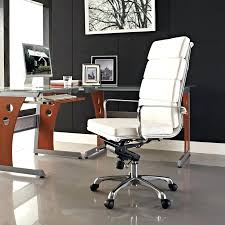 107 fascinating cool office chairs with white elegant design plans and silver metal simple armrest idea