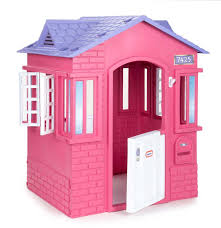little tikes cape cottage playhouse pink toys