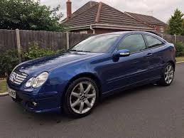 mercedes benz c220 cdi c class coupe full service history new