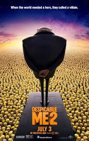 movie segments to assess grammar goals despicable me 2 simple past