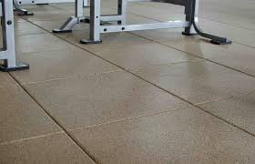 recycled rubber 1 u2033 pro tile fitness finishes