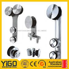 yigo frameless sliding glass shower door hardware buy sliding