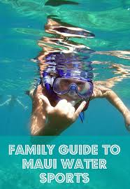 Wyoming snorkeling images Diving in a family guide to water sports in maui jpg