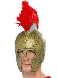 Perseus Halloween Costume Perseus Gladiator Helmet 21736 Fancy Dress Ball