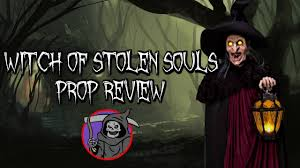 witch of stolen souls prop review youtube