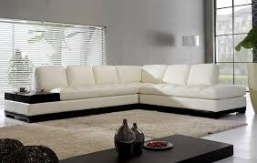 white and cream sectional sofa med art home design posters